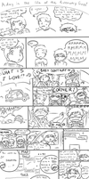 A Day in the Life of TRG by sonoci