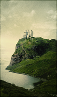 Cair Paravel by JulieKrizan