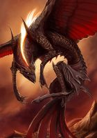 Blaze Gryphon by Tapwing
