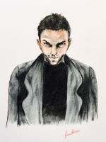 SYLAR (Heroes) by 8Annett8
