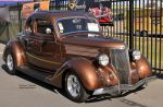 1936 Ford Coupe by E-Davila-Photography