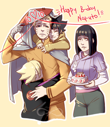 HAPPY B-day Naruto by Shiro-Naruto