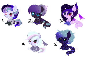 Witching Hour x Prank (Reserved Breed Open) by Arianstar