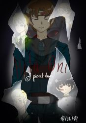 APH - Shards of the past by pinsel-chan