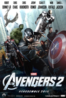 The Avengers 2 - Fan Poster 3 by SuperDude001