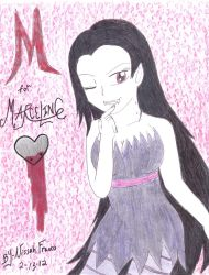 Devious Marceline.... by IluvsFlippynya
