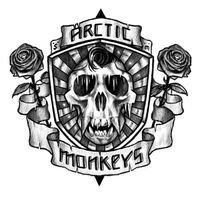 Arctic Monkeys Logo by kaio89