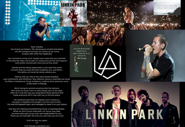 Linkin Park-Chester by AlwaysHunted