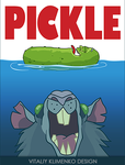 Pickle Jaws ( Rick and Morty ) by Vitaliy-Klimenko