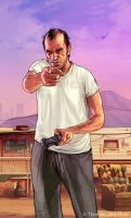GTA V - Trevor by ThomasJakeRoss