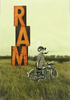 Ram by latote