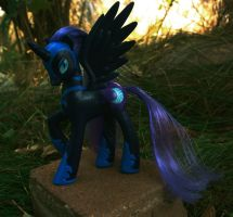 Nightmare Moon - 2 by Agony-Roses
