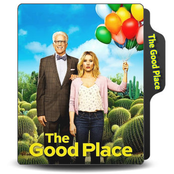 The Good Place by Wake2skate