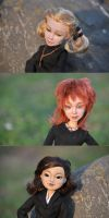 Doll cosplay by nan-says