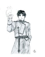 Hi.  I'm Colonel Roy Mustang... by Harbinger5581