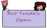 Art Trades Open Icon by BlossomCherrie