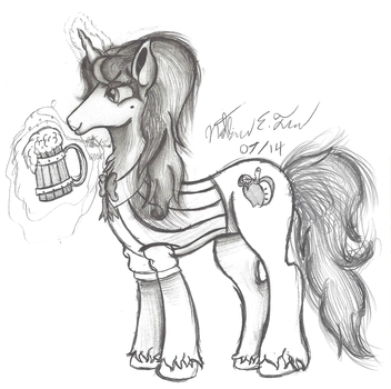 Sham - Flam Rule 63 by AncientOwl