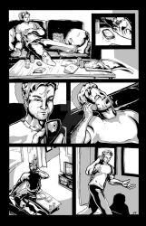 Distortion: Chapter 1: Page 8 by MarkCarson
