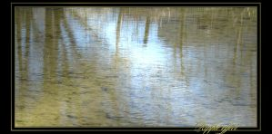 Rippled Reflection by cb1
