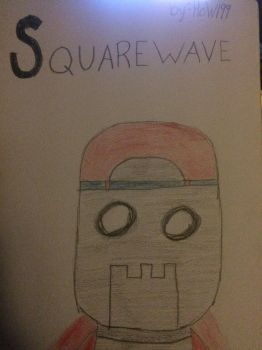 Squarewave by howl99