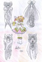 Clow Cards by fatpear