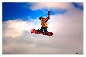 Snowboard by PvP