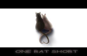 One Rat Short by MoonsongWolf