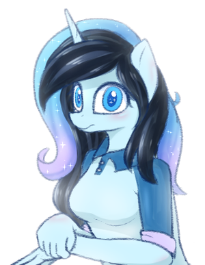 Colored realized by HankOfficer