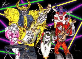Cybertronic warriors by mrpulp-presenta
