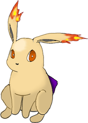 Fakemon -- FIRHARE by omegagroudon