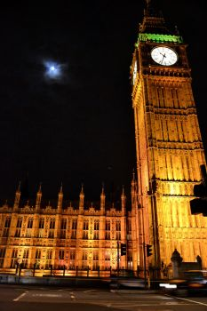 Big Ben by MargauuxS