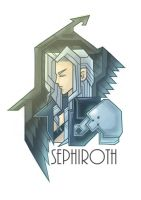 Sephiroth by Riverlimzhichuan