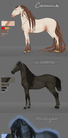 Themed Adopts - sold! by magtox