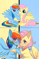 We're not flawless by SilberSternenlicht