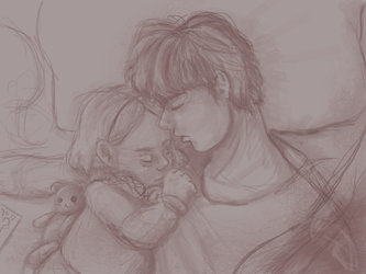 Where i feel safest - WIP by YumisaR