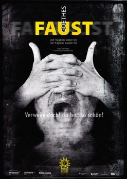FAUST Poster by subart59