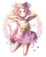 .:DigiComm:. Floral Sass by Asu-hime