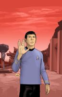Star Trek - Spock Archive by sharpbrothers