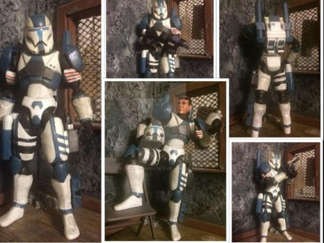 CWC: Microman Corik by Dominic-Skirata-X