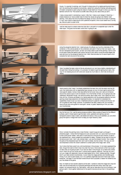 Digital painting tutorial for environments by J-Humphries
