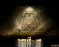 the GHOSTS of WAR by NeonDuck