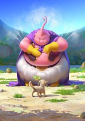 A candy for Majinboo by yoshiyaki