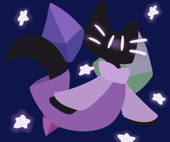 Space Cat! by gabby0004