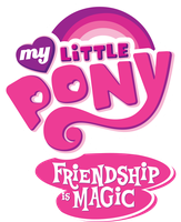 My Little Pony FIM Logo by Jeatz-Axl