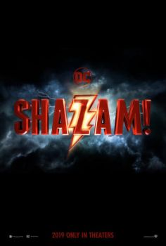 First Official Shazam Teaser Poster  by Artlover67