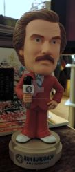 I'm Ron Burgundy? by LoriLynnM89