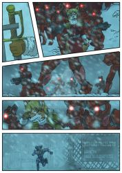 Chronicles of Polaris Comic Page 10 PREVIEW by MikeOrion