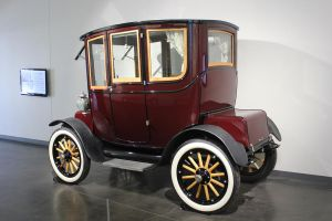 Electric cars not a new idea by finhead4ever