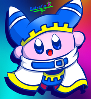Kirby Magolor by DarkCoolGirl18