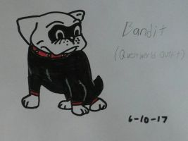 Bandit (Questworld Outfit)  by JQroxks21